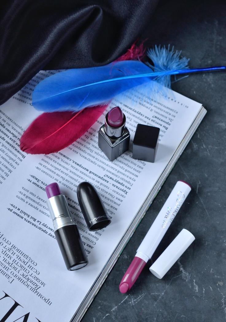 mac-heroine-colourpop-back-up-smashbox-vivid-violet-keshyoubeauty